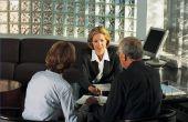 Het selecteren van een klein bedrijf-verzekeringsmakelaar