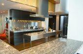 Ideeën voor keukens met zwarte toestellen