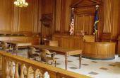 Het aanvragen van een hofdatum voor Broward County, Florida