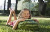 Hoe weet ik wanneer de pitloze watermeloenen zijn klaar om te Pick