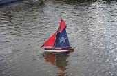 Hoe maak je een speelgoed boot die veel gewicht zal houden