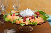 Hoe maak je een heerlijke vrucht lade