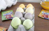 How to Make gekleurde eieren met Kool-Aid