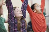 Drama-activiteiten voor leerlingen van de lagere School