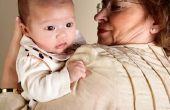 Ideeën voor een oma's Baby Shower