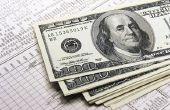 Wat het Total van jaarlijkse inkomsten betekenen?