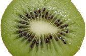 Wat kunt u doen met overrijpe Kiwi?