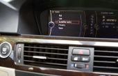 Het activeren van de satellietradio in een Ford