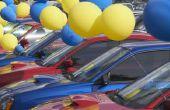 Dingen te letten bij het kopen van een gebruikte auto