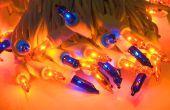 Hoe ontwerp & maken verlicht buiten kerstversiering
