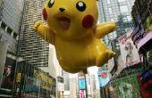 Instructies voor een Pokemon Pikachu Tamagotchi