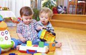 Cirkel tijd activiteiten voor 1 à 2 jarigen