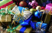 De giften van Kerstmis voor echtparen