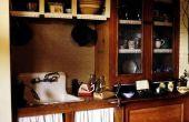 Keuken kleuren van de jaren 1930, jaren 1940 & jaren 1950