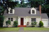 Materialen die worden gebruikt voor de Nederlandse koloniale huizen