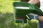 Hoe lang duurt meststof om werk in het gras?