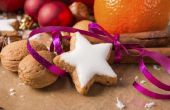 Hoe maak je een kerstboom van Cookie