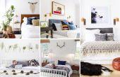 5 Instagram-geïnspireerde ideeën voor wat te hangen boven een voorbord