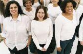 How to Get hars uit een wit overhemd