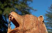 Ideeën voor het snijden van boom stompen