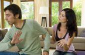 De schadelijke gevolgen liegen heeft op een huwelijk