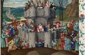 Middeleeuwse kwekerij liedjes