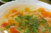 How to Start een soep-Business vanuit huis