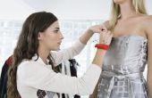 Hoe maak je een jurk van Slip