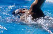 Hoe Toon de maag met zwemmen