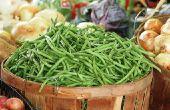 Hoe maak je een leven uit het kweken van groenten voor boerenmarkten