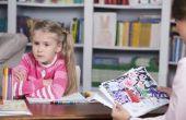Onderzoek papier ideeën over kindermishandeling