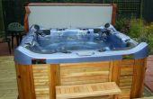 Chemische stoffen die nodig zijn voor het opstarten van een Hot Tub