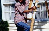 Hoe maak je geld schilderij huizen