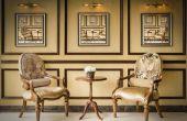 Kenmerken van een Victorian meubilair