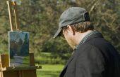 Hoe te beginnen een kunstenaar retraite bedrijf
