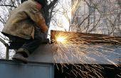 Welke soort staal kan worden gebruikt voor gebouwen?