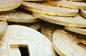 Waarde van de oude Chinese muntstukken