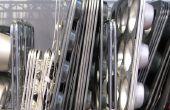 Voedingsmiddelen die met aluminium pannen reageren
