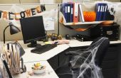 Halloween Office partij voedsel ideeën