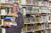 Hoe om vrijwilliger bij een openbare bibliotheek