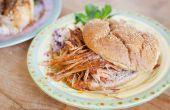 Hoe maak je heerlijke Barbecue trok varkensvlees in een Crock-Pot