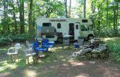 Waar een camper huren