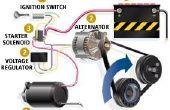 How to Fix Flickering Lights van het voertuig