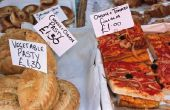 Kunt u bevriezen Cornish Pasty?