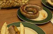 How to Cook Italiaanse Turkije worst