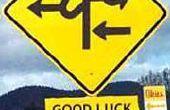 How to Create straatnaamborden met Photoshop