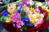 Hoe geeft men bloemen op basis van hun betekenissen