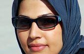 Manieren van het dragen van Hijab