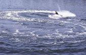 Het oplossen van een 1996 Sea-Doo