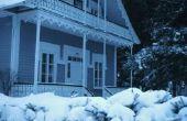 Hoe om uw huis klaar bij het verlaten van voor wintervakantie